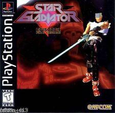 Star Gladiator -- Episode: I Final Crusade (PlayStation PS1) Stop His Revenge!