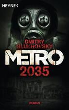 Metro 2035 von Dmitry Glukhovsky (2018, Taschenbuch)