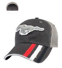 BRAND NEW LICENSED FORD MUSTANG GT GT500 COBRA SVT COBRA TRI-BAR PONY HAT/CAP!