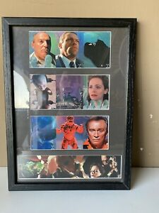 The X-files Framed Picture