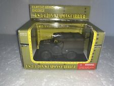 New Millennium Toys, 1:48 Scale, WWII U.S. 3/4 Ton Weapons Carrier, Item#909