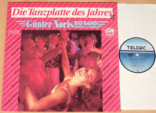 GÜNTER NORIS & BIG BAND - Die Tanzplatte des Jahres '87  (LP NEUWERTIG)