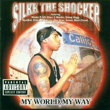 Silkk the Shocker - My World, My Way - Silkk the Shocker CD 6DVG The Cheap Fast