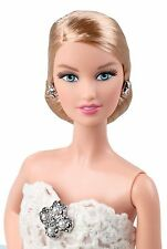 2016 OSCAR DE LA RENTA Gold Label Collector Barbie Bridal Doll NRFB in shipper