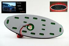 """Red LED Lo-glow light Assessory for your 7"""" Wide Ford Emblem Badge"""