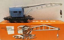 Artículos de escala H0 estándares azules analógicos para modelismo ferroviario