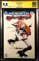 HARLEY QUINN #1 CGC SS 9.8 JAE LEE BATMAN JOKER GOTHAM POISON IVY CATWOMAN BIRDS