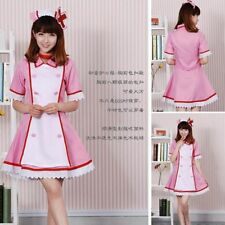 Hot Sell !Cosplay pink nurse Costume, Cos party Costume