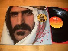 7/3R Frank Zappa - Sheik Yerbouti ( Doppel LP )
