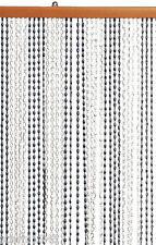 Perlenvorhang Astor 100 x 200 cm braun/ beige Türvorhang Fliegenschutz Vorhang