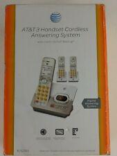 AT&T EL52303 3 Handset Cordless Phone/Answering Machine Caller ID & Call Waiting