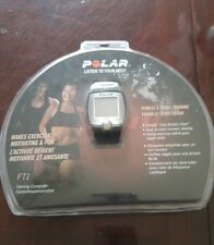 Polar FT1 Fitness & Cross Training Computer Heart Rate Monitor Watch New