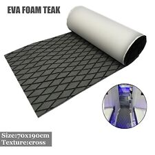 Anti-slip EVA Boat Flooring Foam Pad Yacht Marine Maintenance Adhesive Carpet