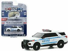 2020 FORD Police Interceptor Utility - NYPD - 1/64  GREENLIGHT