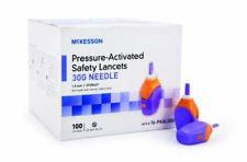 MCK72582400 - Mckesson Brand Lancet McKesson Pressure Activated Safety Needle...