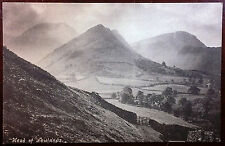 Early 1900's Postcard Head of Newlands Valley Cumbria England