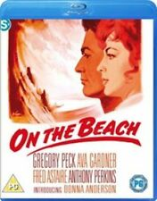on The Beach 5037899065990 With Gregory Peck Blu-ray Region B