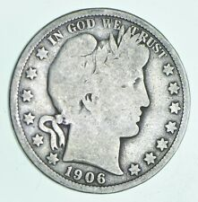 1906-O Barber Half Dollar - Walker Coin Collection *539