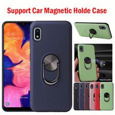 For Samsung Galaxy A10E A20E A40 A50 A70 Shockproof Armor Holder Ring Case Cover