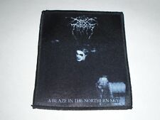 DARKTHRONE A BLAZE IN THE NORTHERN SKY SUBLIMATED PATCH