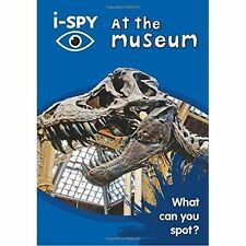 **NEW PB** i-SPY at the Museum: What Can You Spot? by i-SPY (Paperback, 2017)