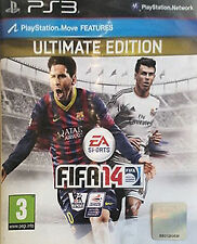 FIFA 14: Ultimate Edition (Sony Playstation 3, 2013)