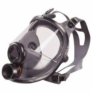 Honeywell N5400 Class 2 Silicone Full Face Respirator Masks - Sold Without Filte
