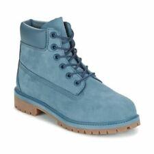 bottine timberland femme bleu