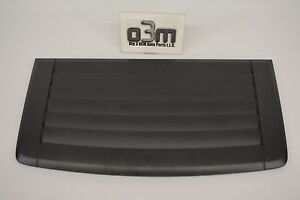 2006-2010 H3 Hummer Hood Louver Air Vent Grille Panel Gray new OEM 20880500