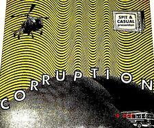 "12"" - SPIT & CASUAL - CORRUPTION (DISCOSHOP - MAKINA)"