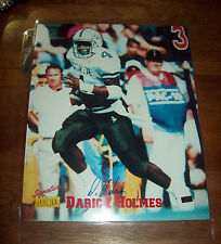 Signature Rookies Portland State Darick Holmes Autographed Picture