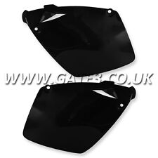 KTM 380EXC EXC 380 1998-2002 BLACK REAR SIDE PANELS ENDURO TRAIL PLASTICS