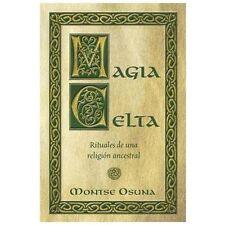 NEW - Magia Celta: Rituales de una religion ancestral (Spanish Edition)