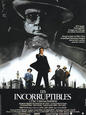 The untouchables Robert De Niro #1 movie poster