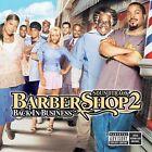 BARBERSHOP 2 Back In Business Soundtrack CD