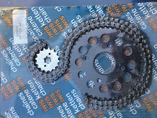 YAMAHA RD 125 LC, DT 125 LC CHAIN SPROCKET KIT, IWIS 41001001