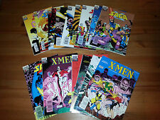Lot d' X-MEN SAGA N°1 A 18 Edition LUG / SEMIC
