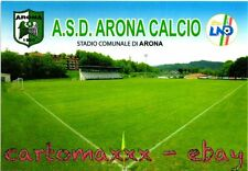 Arona, Novara - Stadio Campo Sportivo - Non Viaggiata - SC322