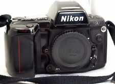 Nikon N90 AF 35mm SLR Film Camera Body Only - works good