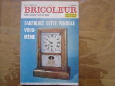 1969 LE BRICOLEUR plans conseils bricole et brocante SOMMAIRE EN PHOTO n° 61