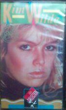 KIM WILDE - VHS RARE - 6 CLIPS