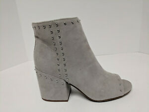 Sam Edelman Circus Kathi Ankle Boot, Fog Grey, Womens 9 M
