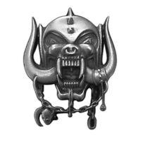 MOTÖRHEAD METALL PIN # 6 WARPIG OVERKILL ANSTECKER BADGE BUTTON
