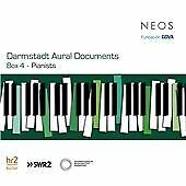 DARMSTADT AURAL DOCUMENTS, BOX 4: PIANISTS NEW CD
