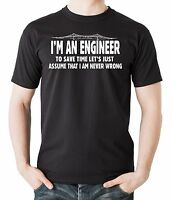Gift For Engineer T-Shirt Funny Profession Tee Shirt