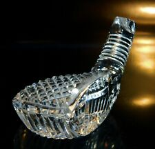 Waterford Irish Crystal GOLF CLUB HEAD Paperweight EXCELLENT Condition No Box
