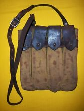 Rare 1950-53 Chinese & Nkpa Army Pps M1943 Chest Pouch Vet Captured