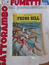 Nuova Collana Pecos Bill N.7 Anno 1971 -  Ed.inteuropa buono++