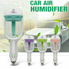 Mini Car Air Humidifier Diffuser Essential Oil Ultrasonic Aroma Mist Purifier Us