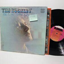 Tim Buckley Blue Afternoon- Straight 1060 VG/VG+ /G+ Folk LP